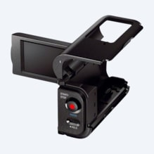 Picture of [Discontinued]AKA-LU1 Handheld Grip With LCD Screen for Action Cam
