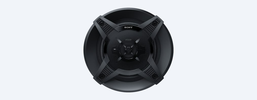 "Images of 10cm (4"") 3-Way Mega Bass Coaxial Speakers"