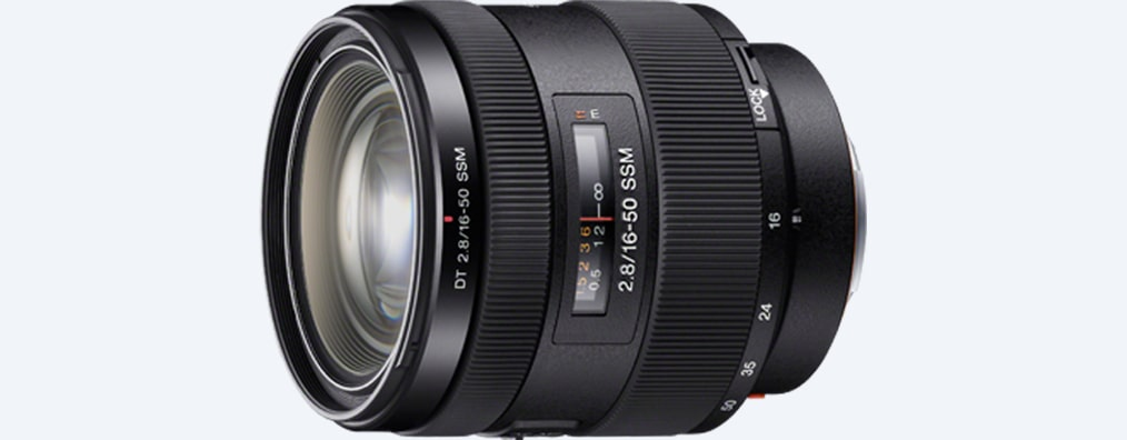 Images of DT 16–50mm F2.8 SSM