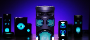 Picture of V72D High Power Audio System with BLUETOOTH® Technology