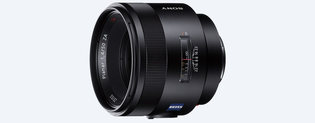 Images of Planar T* 50mm F1.4 ZA SSM