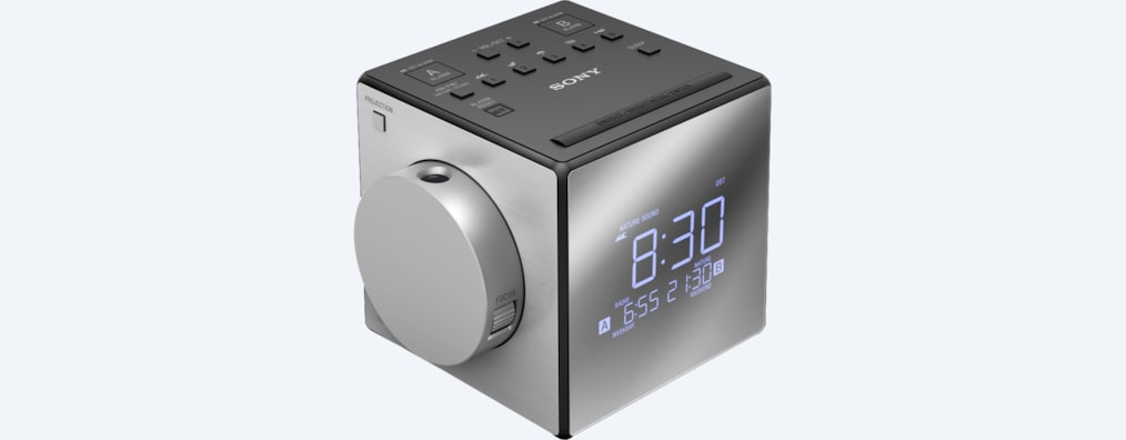 Images of Clock Radio with Time Projector