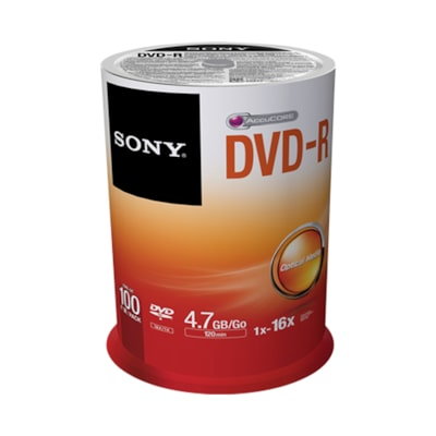 Picture of DVD-R Spindle Pack