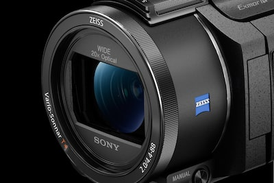 New ZEISS 20x zoom 4K-compatible lens