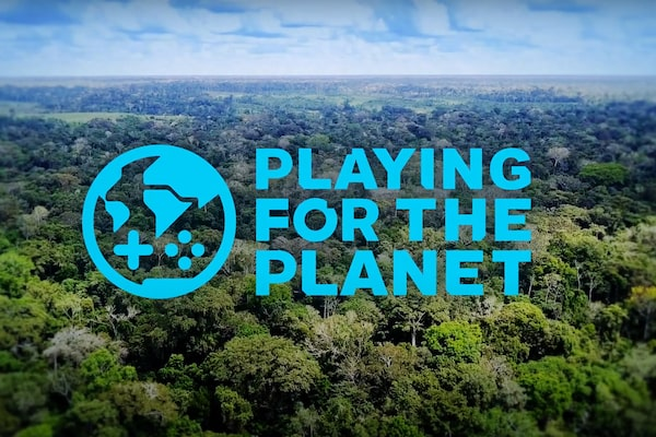 Image of Playing for the Planet