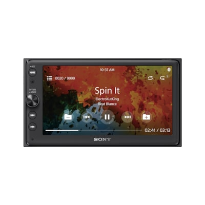 "Picture of 16.3cm (6.4"") Media receiver with BLUETOOTH® Wireless Technology"