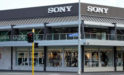 Sony in NZ
