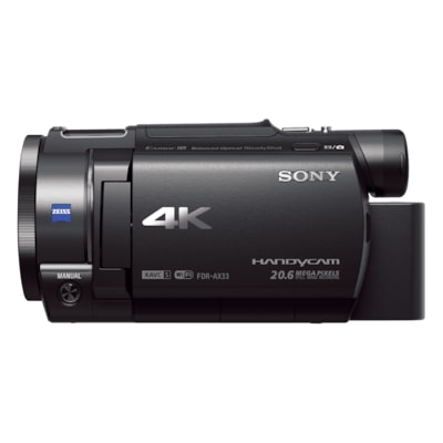 Picture of [Discontinued]AX33 4K Handycam® with Exmor R™ CMOS sensor