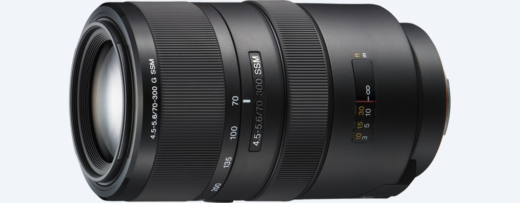 Images of 70–300mm F4.5–5.6 G SSM