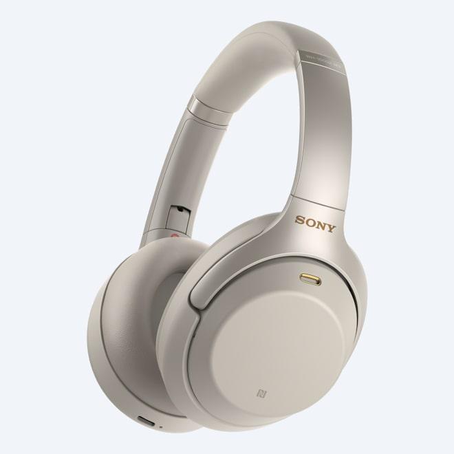 Headphones   Bluetooth & Wireless Over-Ear Headphones   Sony NZ