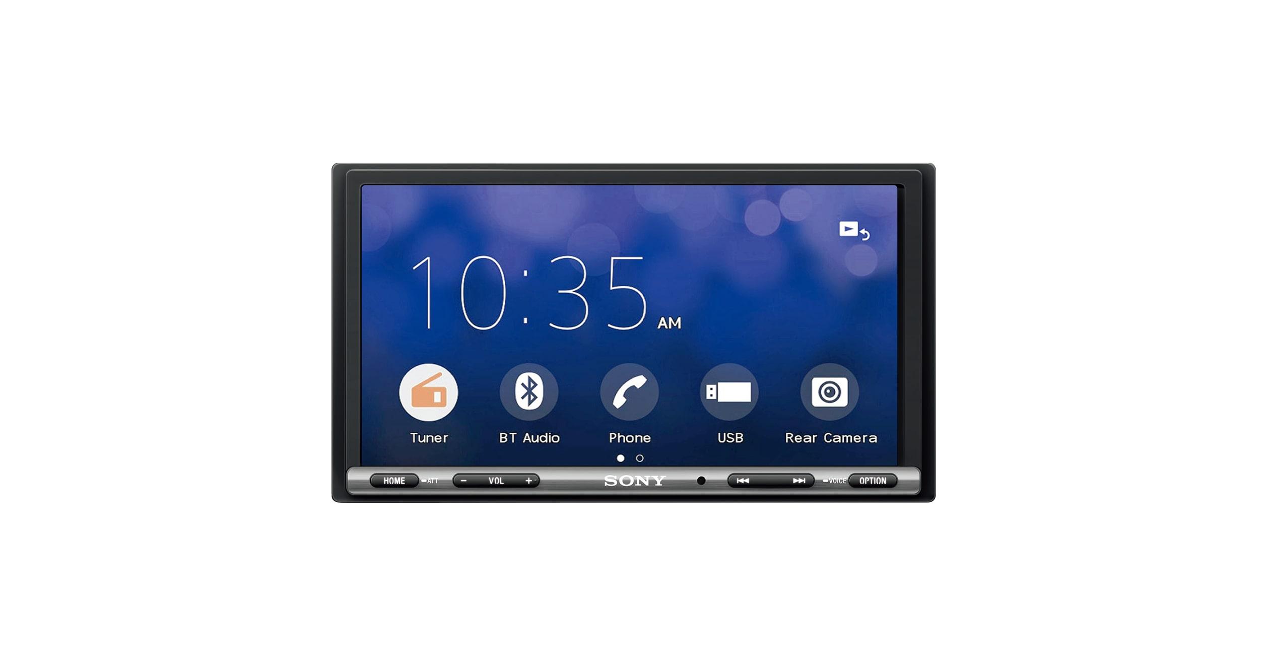 XAV-AX3000 Car Stereo   Apple CarPlay, Android Auto™   Sony NZ