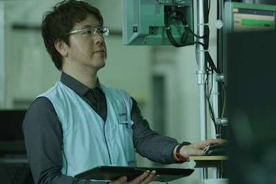 Jun Moritsugu, Production Engineer