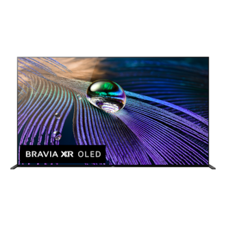 Picture of A90J | BRAVIA XR | MASTER Series| OLED | 4K Ultra HD | High Dynamic Range (HDR) | Smart TV (Google TV)