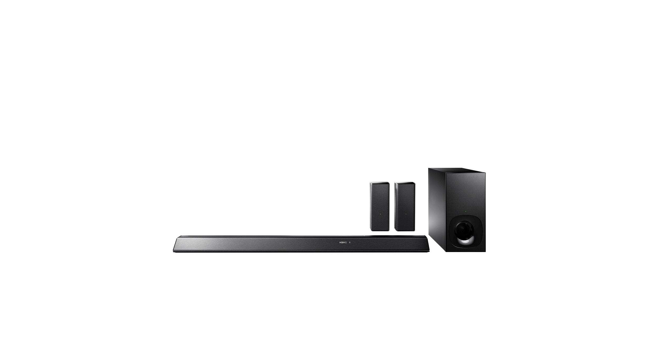 5 1ch Home Cinema System with Wi-Fi/Bluetooth® technology   HT-RT5