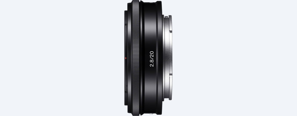 Images of E 20mm F2.8