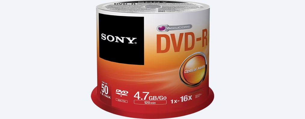 Images of DVD-R Spindle Pack
